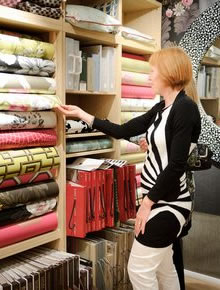 Our Showroom Visit Fabric Gallery Amp Interiors