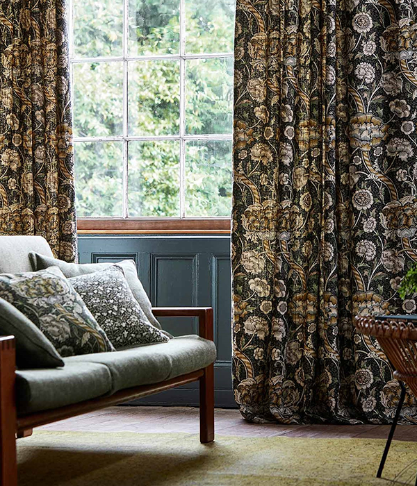 William Morris Wallpaper Fabrics Fabric Gallery Interiors York