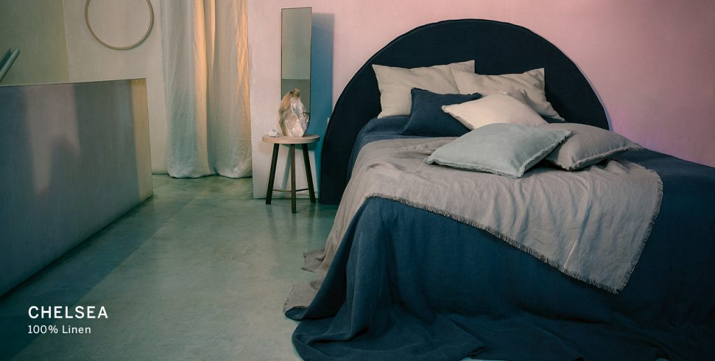 Chelsea Collection by Kirkby Design available from Fabric Gallery and Interiors