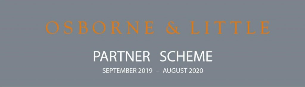 Fabric Gallery & Interiors is an Osborne and Little Partner Scheme member