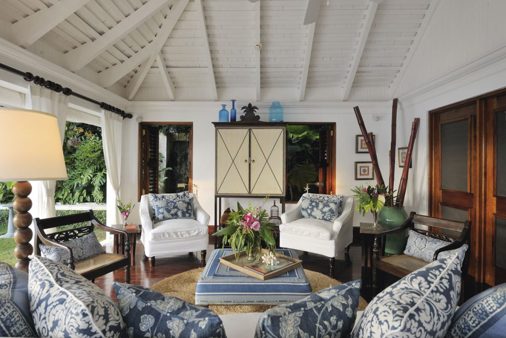 Caribbean Coastal Style from Ralph Lauren available through Fabric Gallery and Interiors