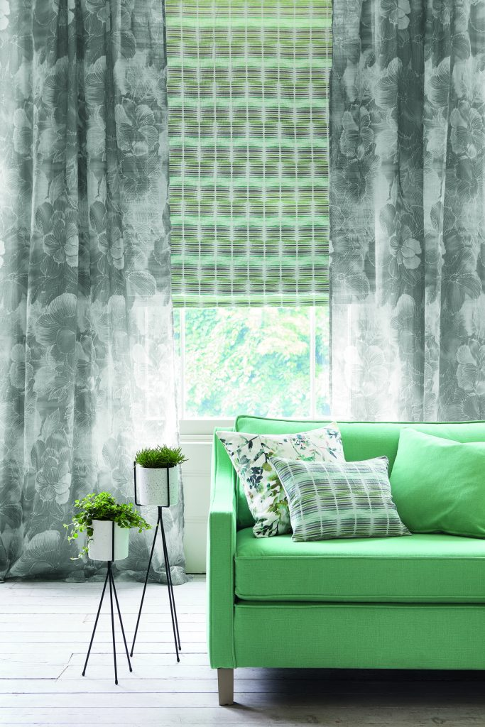 Hana collection by Villa Nova available from Fabric Gallery and Interiors