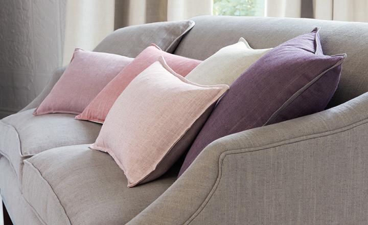 Romo Asuri Linen Blend Fabric