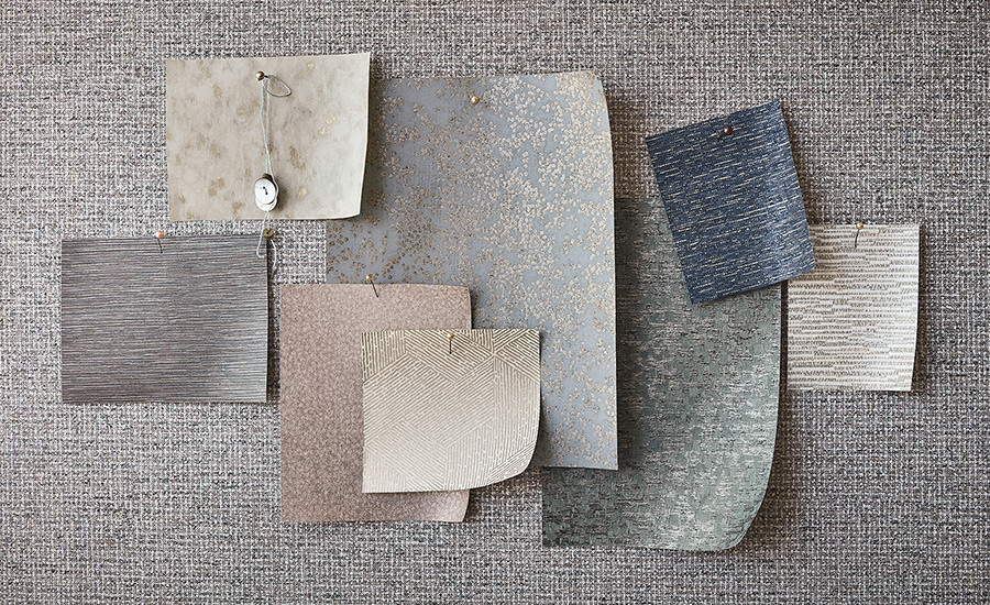 Etsu Wallcoverings by Romo available to buy from from Fabric Gallery & Interiors