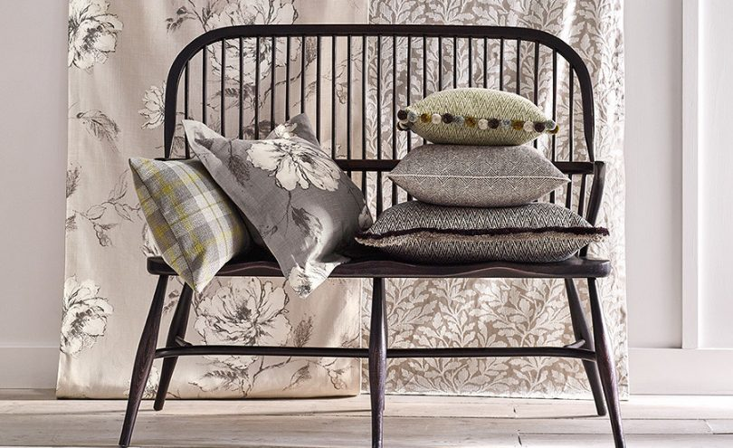 Kelso fabric by Romo from Fabric Gallery and Interiors