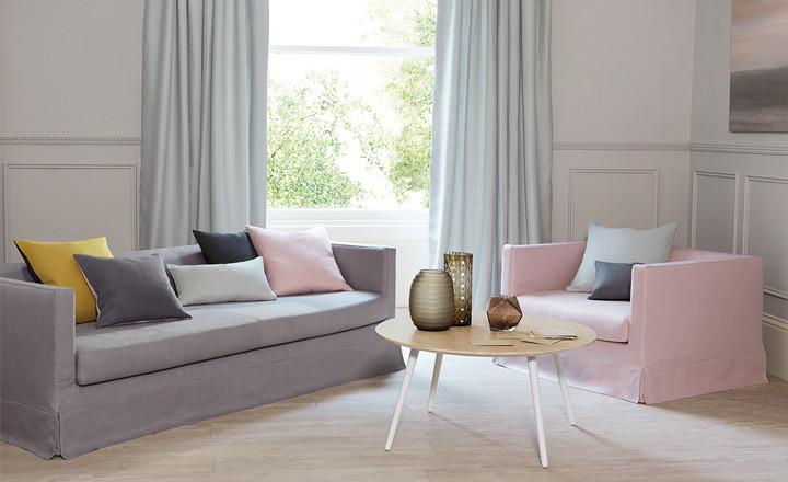 Romo Launay Pure Linen Fabric