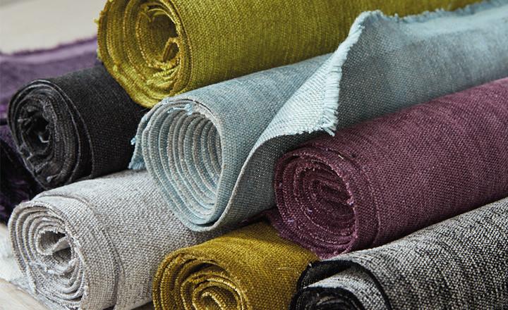 Romo Rocco Textured Chenille Fabric