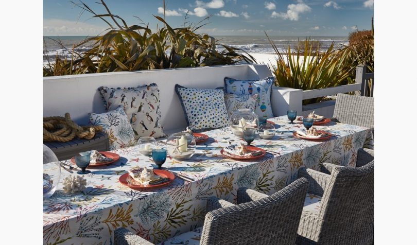 Beachcomber collection by Prestigious from Fabric Gallery and Interiors