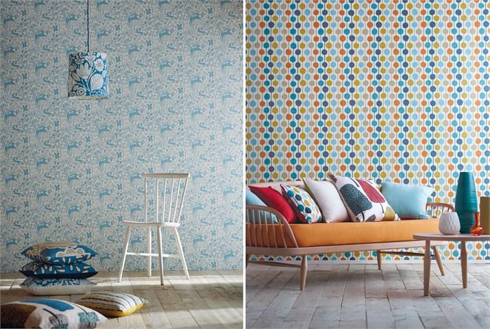 Scion levande wallpaper