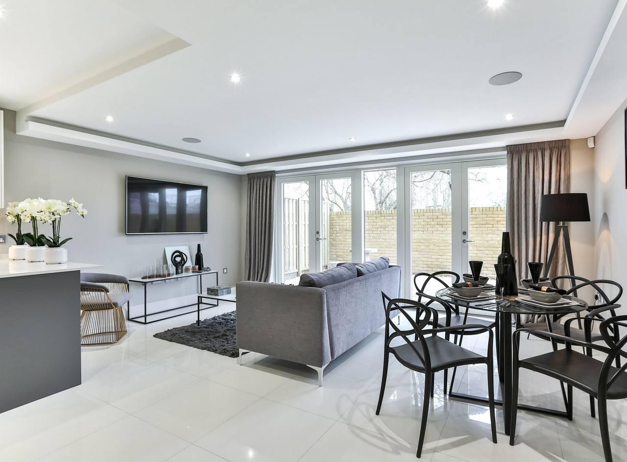 Show Home Interior Design Inspiration by Fabric Gallery & Interiors ...