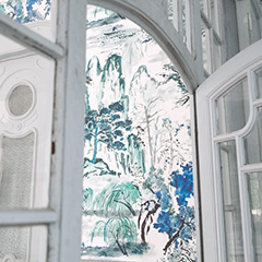 Shanghai Garden Wallpaper by Designers Guild