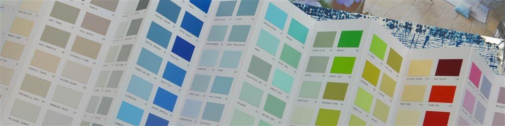 Designers Guild Paint Chart