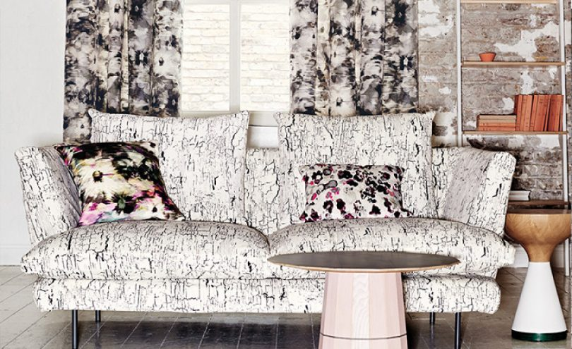 Kansai by Black Edition from Fabric Gallery and Interiors