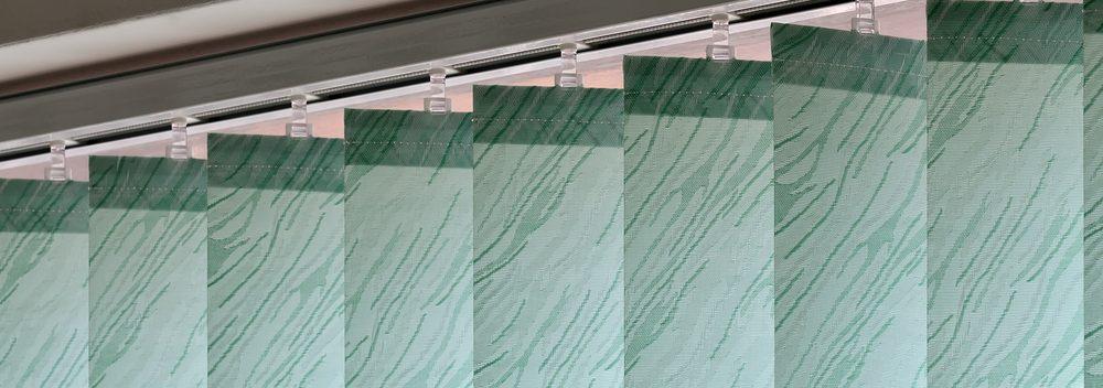 Image of vertical blinds