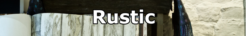 Introduction to Rustic style