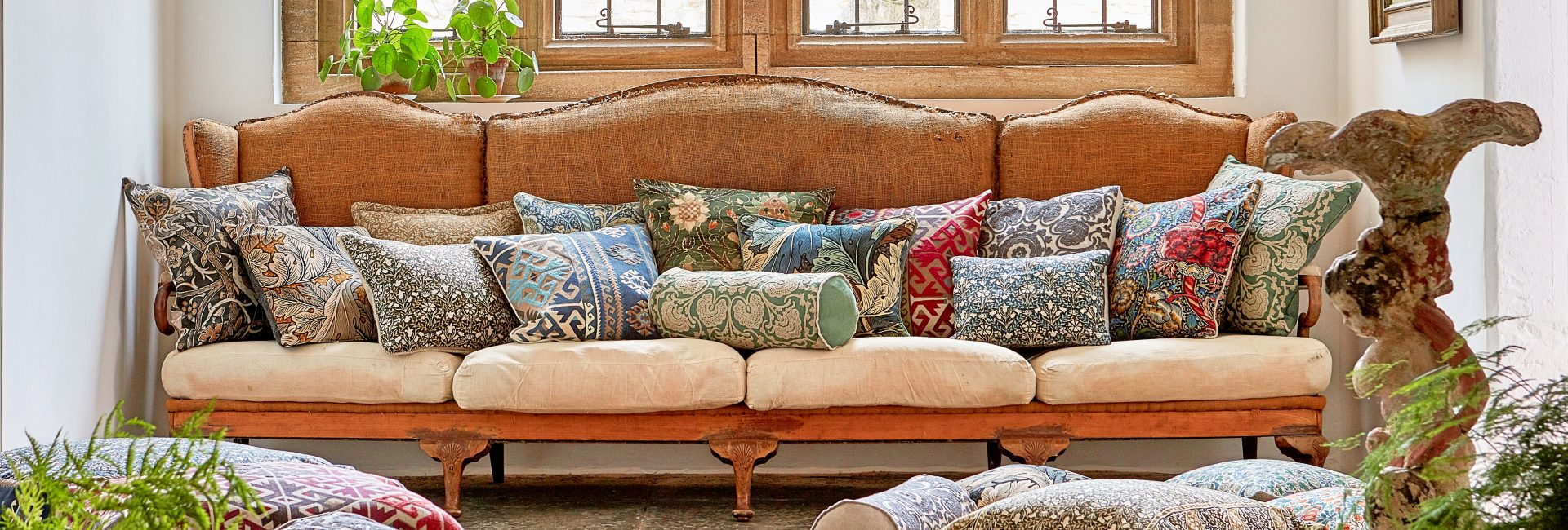 William Morris The Collector fabric collection
