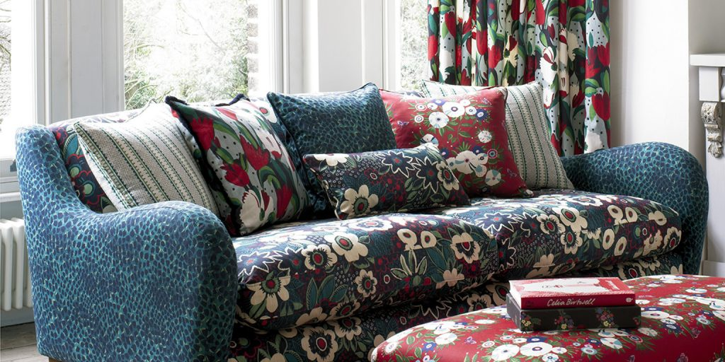 Oxford Fabric Collection from Fabric Gallery and Interiors