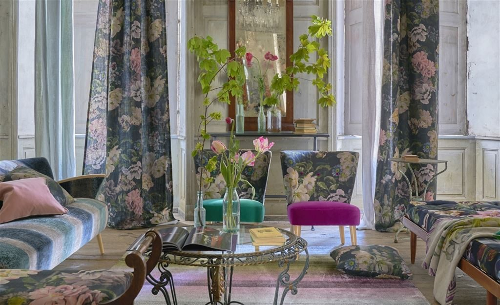 Designers Guild Wallpaper Fabrics Amp Paint Fabric Gallery