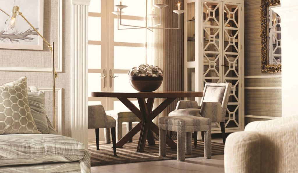 Kravet Modern Luxe available through Fabric Gallery and Interiors