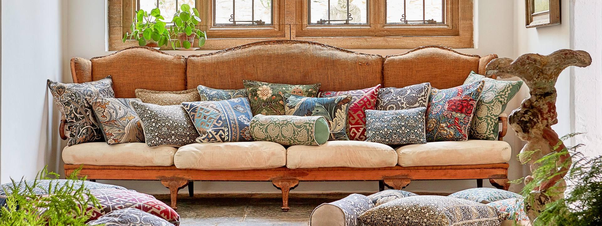 William Morris Wallpaper Amp Fabrics Fabric Gallery
