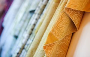 Selection of fabrics