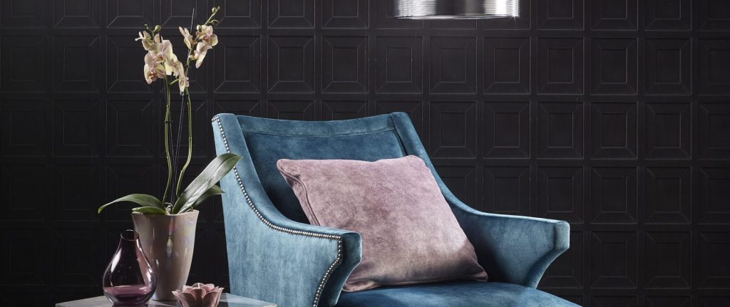 Walbrook by Wemyss available from Fabric Gallery and Interiors