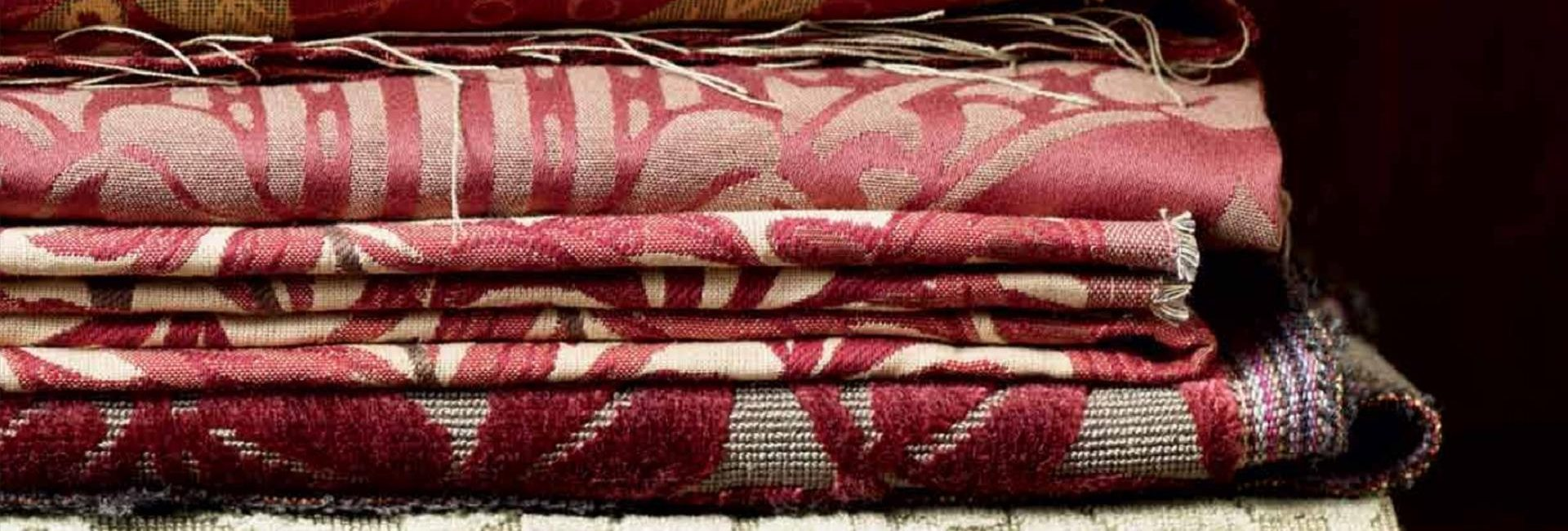 Sanderson Archive fabric collection available from Fabric Gallery and Interiors of York
