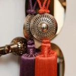 Designer accessories at sale prices from Fabric Gallery and Interiors