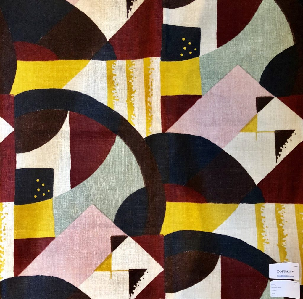 Abstract 1928 from Zoffany Icons