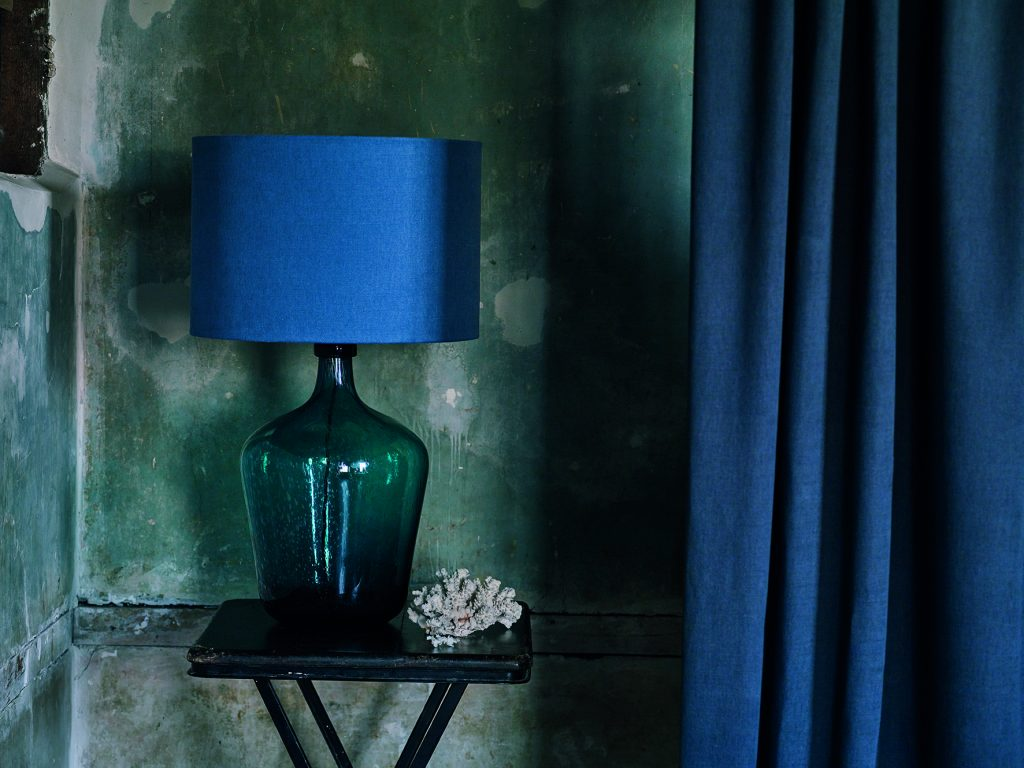 Curtains in Romo Linara Bilberry B2494/55 from Fabric Gallery & Interiors in Dunnington, York