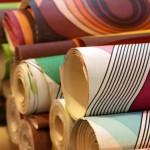 Wallpaper at Fabric Gallery & Interiors - photo