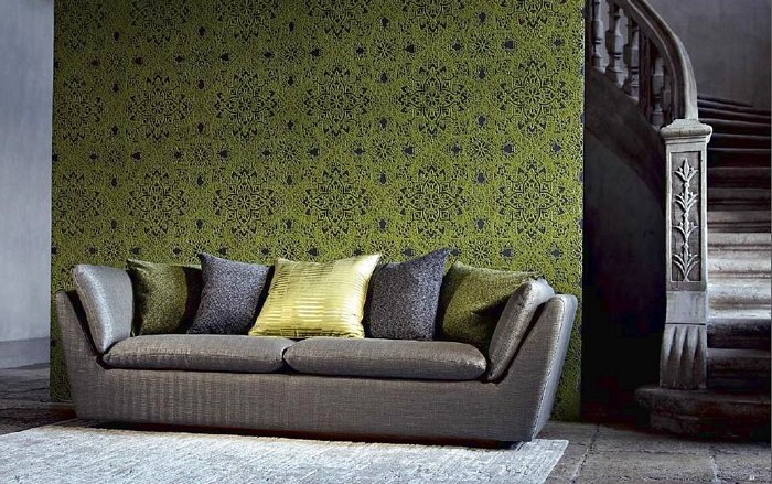 black edition xanthina wallcovering - wallpaper photo