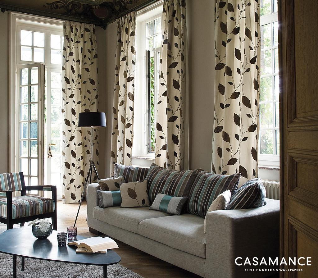 Casamance Wallpaper Amp Fabrics Fabric Gallery And