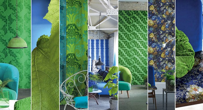 Designers Guild Fabrics And Wallpapers