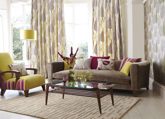 Harlequin Tembok & Folia fabrics and wallpapers