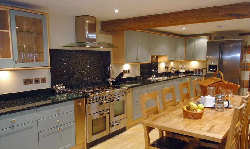 Cherrygarth Cottages: Luxury Self Catering Holiday Cottages Kitchen - photo copyright protected