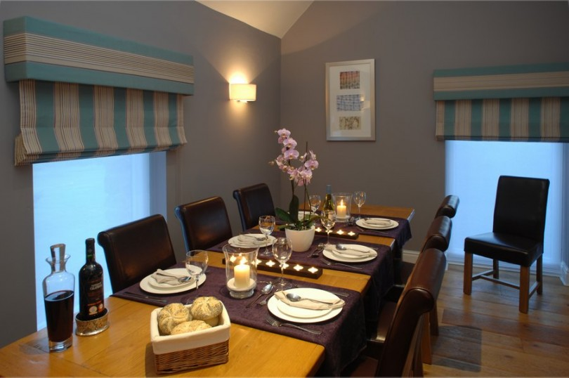 Merlin Hill dining room - photo